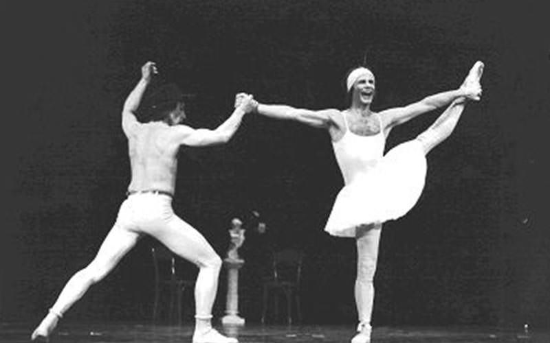 Le Marquis De Cuevas - Et Ses Ballets